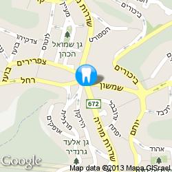 המרכז לרפואת שיניים אסתטית - חיפה כתובת